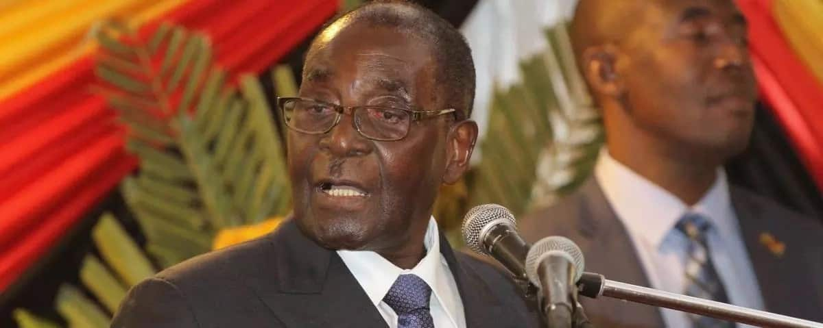 Most famous Robert Mugabe quotes