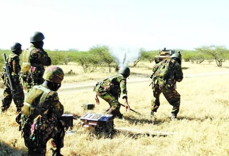 KDF yashuka kwenye orodha ya majeshi bora Afrika na dunia nzima