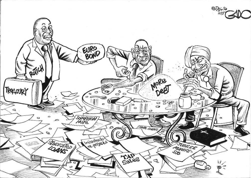 Wakenya wametamaushwa na Uhuru Kenyatta Tuko.co.ke