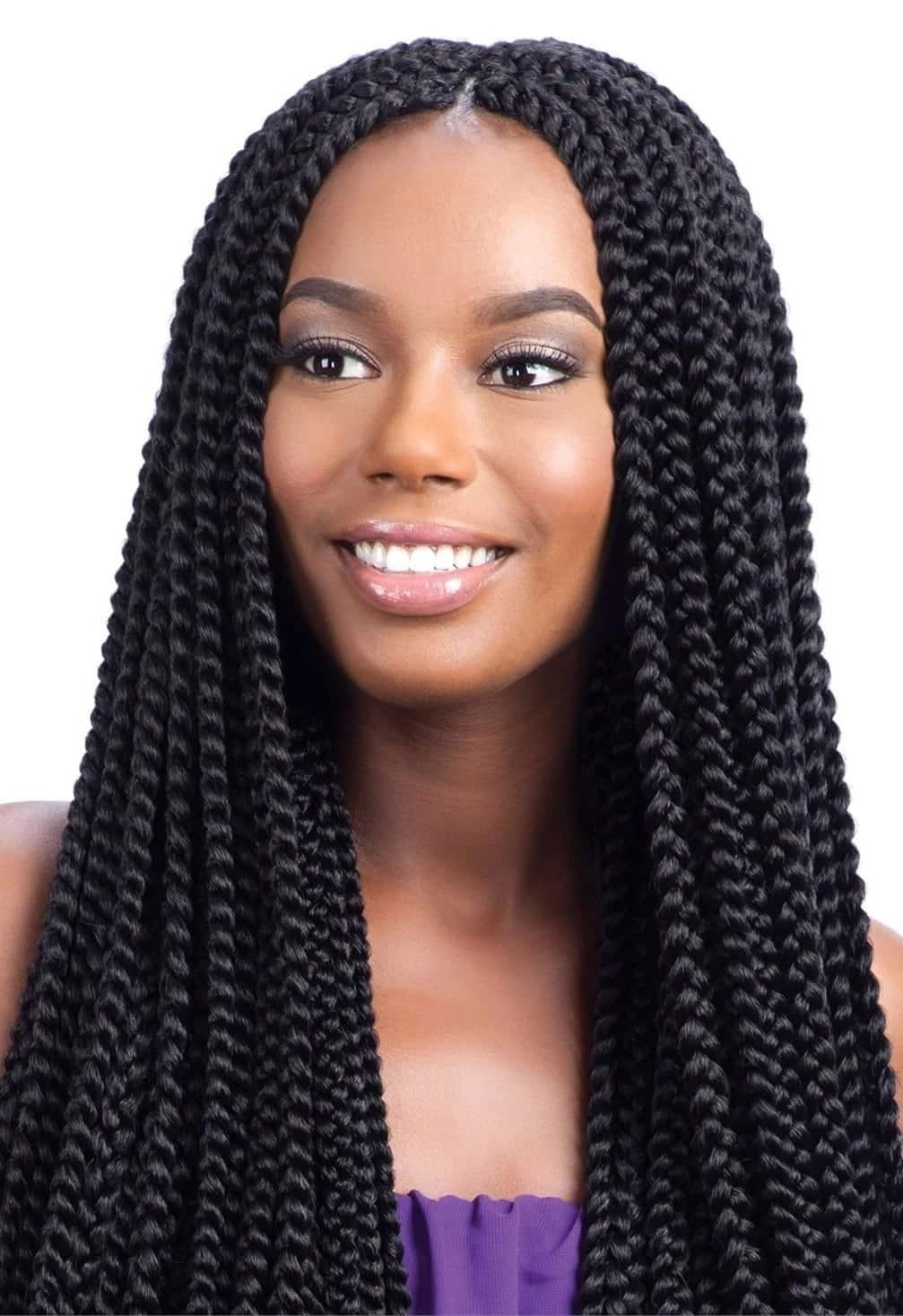 Best Nigerian Braids Hairstyles In 2019 Pictures Tuko Co Ke