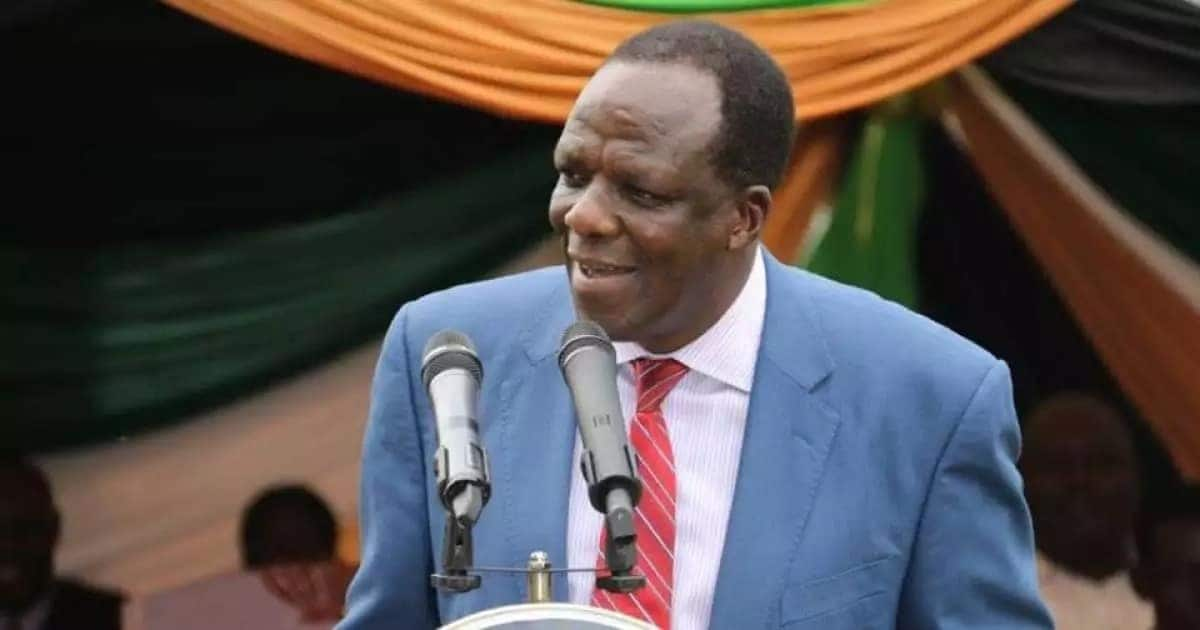Uhuru Kenyatta started receiving my calls after handshake with Raila - Kakamega governor Oparanya