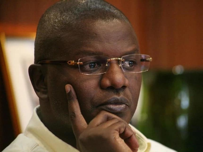 Everyone I knew has now abandoned me- former TV anchor Louis Otieno shares his lonely and sad life after sickness