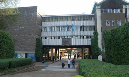 University of Nairobi closed indefinitely