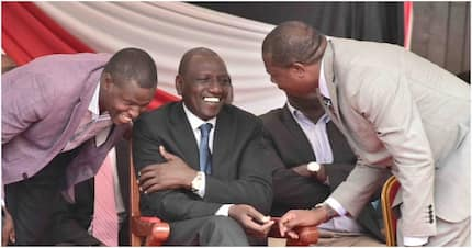 Jubilee leaders praise Eddy Oketch's resilience in Migori senatorial race, say it's a victory for Ruto