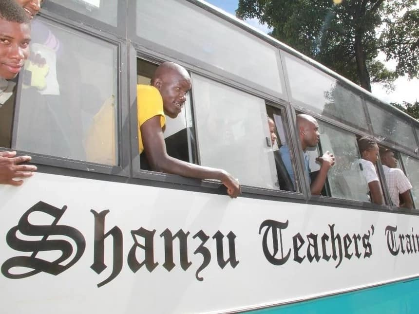 P1 teachers training colleges in Kenya