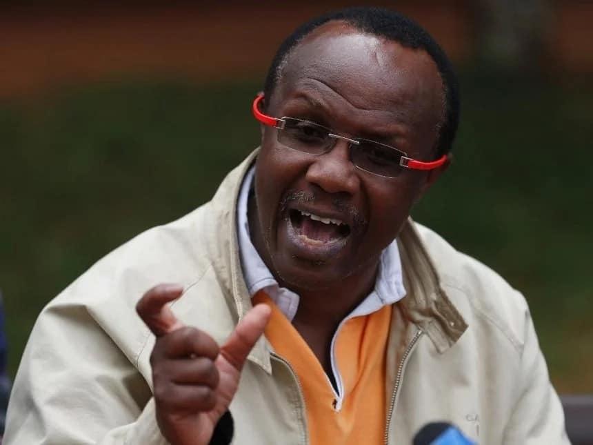 We can dissolve Kenya - NASA strategist Ndii