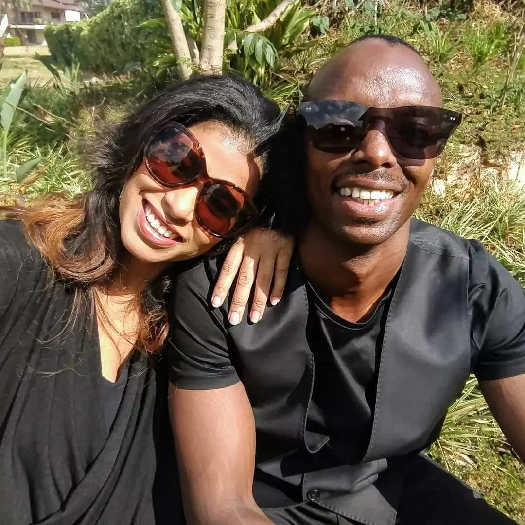 My father believed I would never get married due to my poor cooking - former TV queen Julie Gichuru