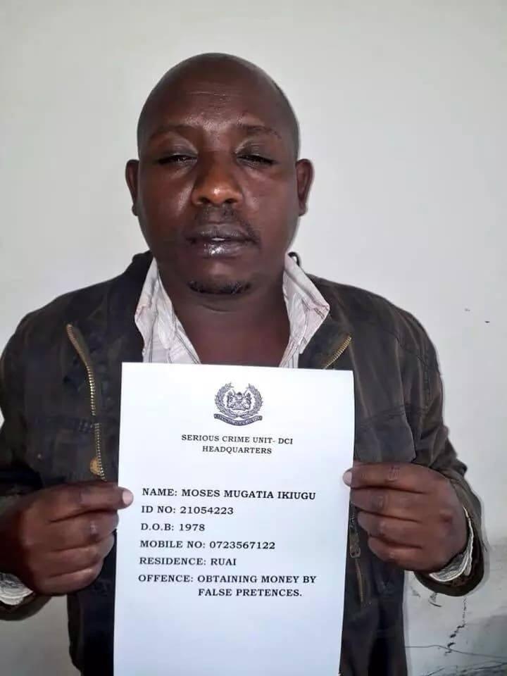Detectives arrest four notorious criminals conning Kenyans millions