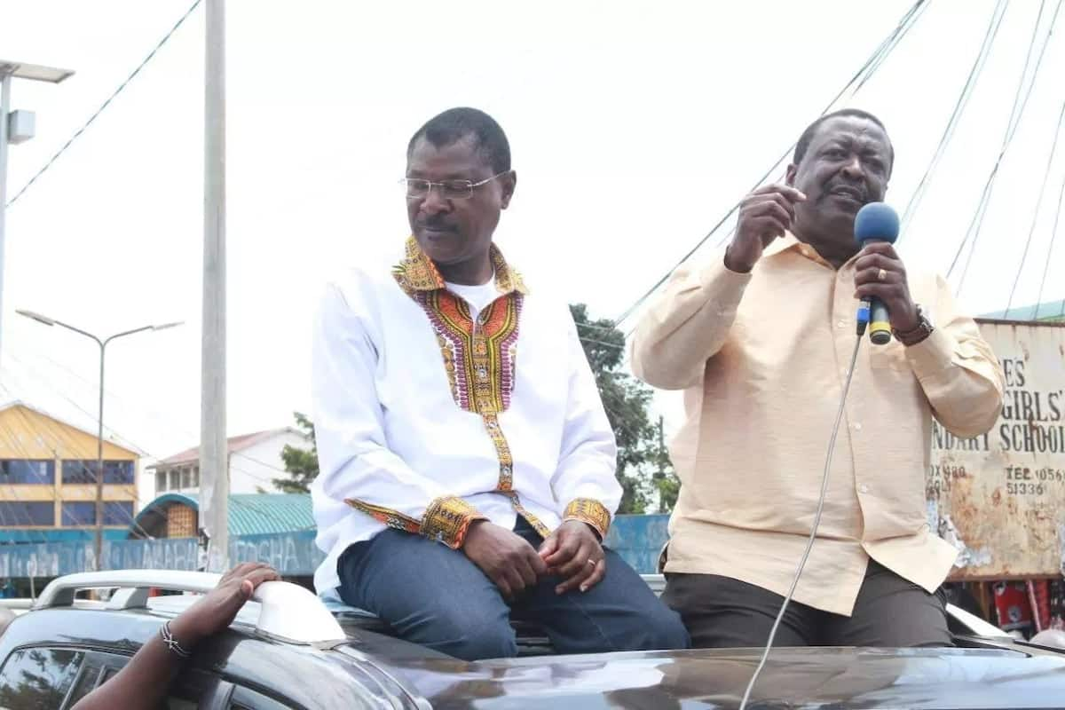 Moses Wetangula's party forges on after bitter fallout with Raila's ODM, looks at 2022