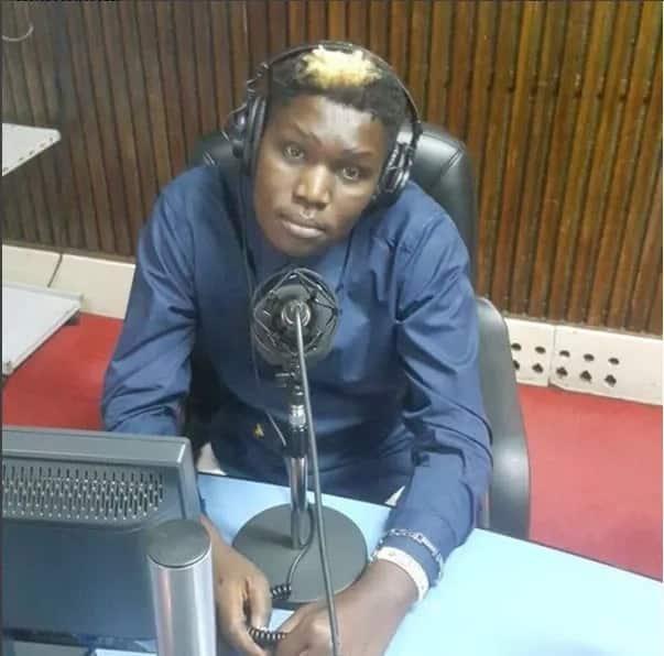 Sijafilisika- Liyekuwa mchekeshaji katika 'Churchil Show' akiri