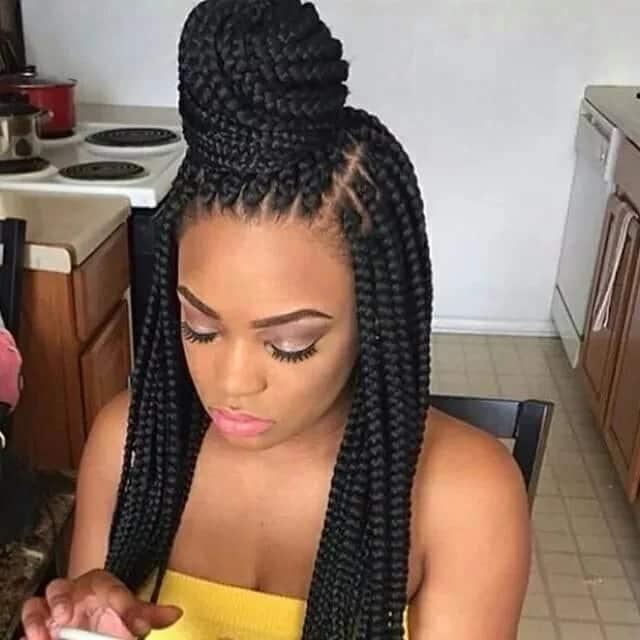 Latest Hairstyles In Nigeria 2018 Tuko