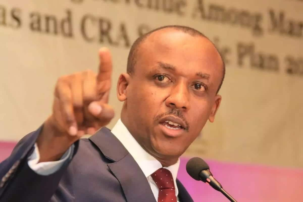 Senator Mutula Kilonzo Junior warns alleged multi-million ticketing scam at SGR is adding insult to injury