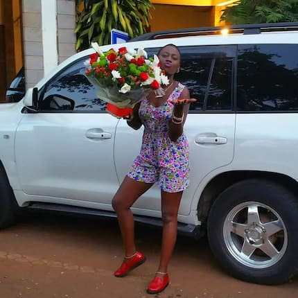 Singer Akothee defends her personality, says she was shaped by village life