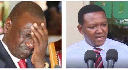 Mutua afichua sababu ya kutotishwa na Ruto 2022
