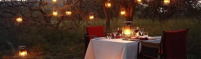 romantic picnic sites in Nairobi