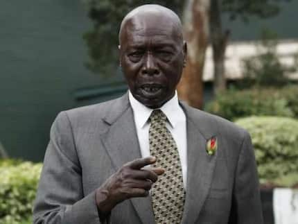 Shame on you: Kenyans castigate retired president Moi after flying to Israel for treatment