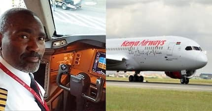 Lead pilot in inaugural Kenya-US direct flight is a tough cookie