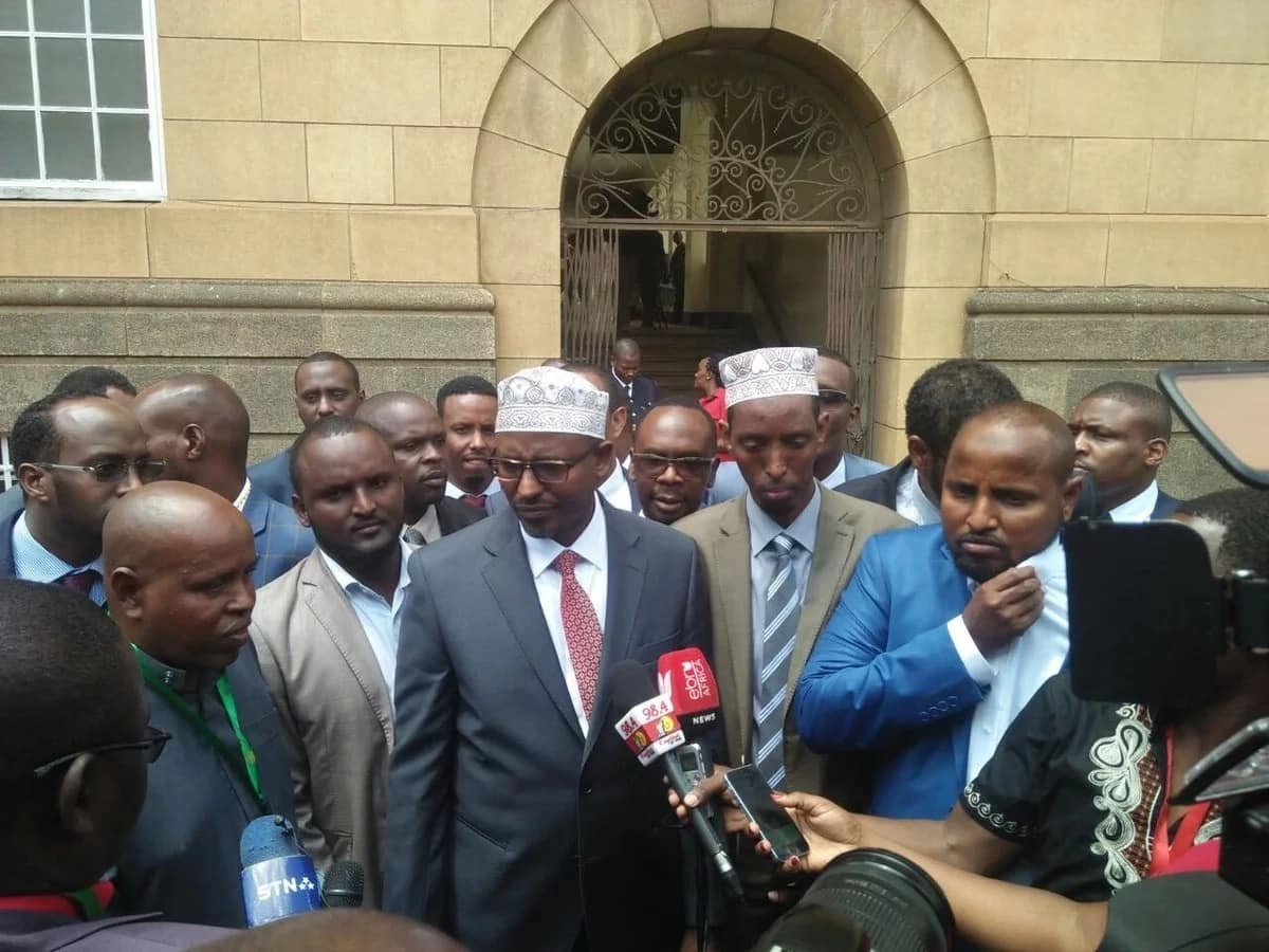 Jubilee governor first to lose seat as Court of Appeal upholds High Court ruling