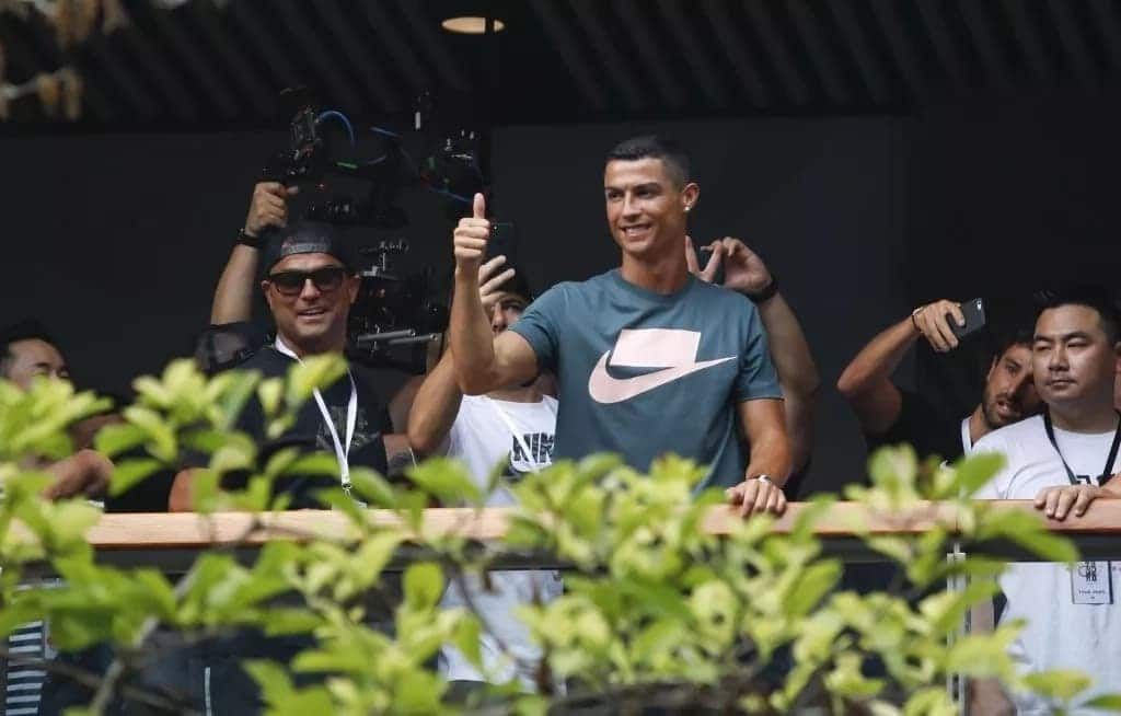 New Juventus star Cristiano Ronaldo handed two year suspended jail term over tax crimes