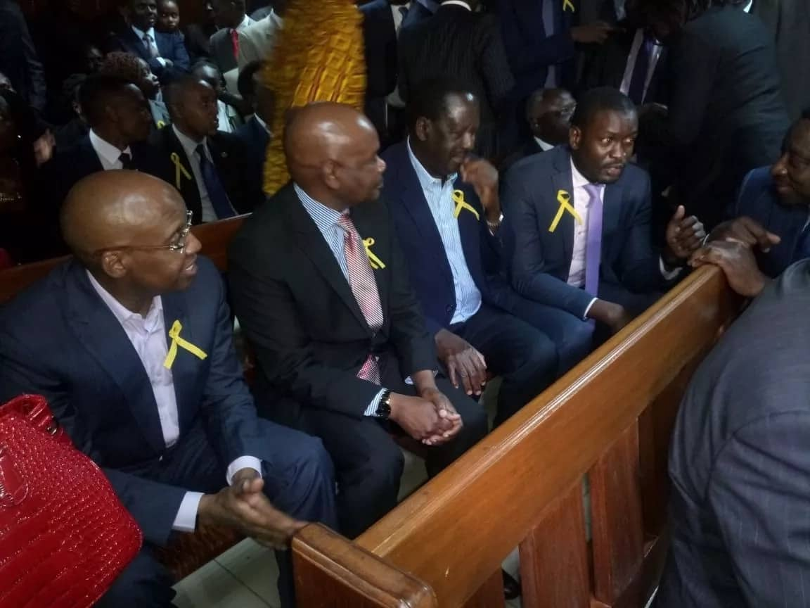Raila has abandoned me, don't allow him enjoy Easter - Miguna Miguna