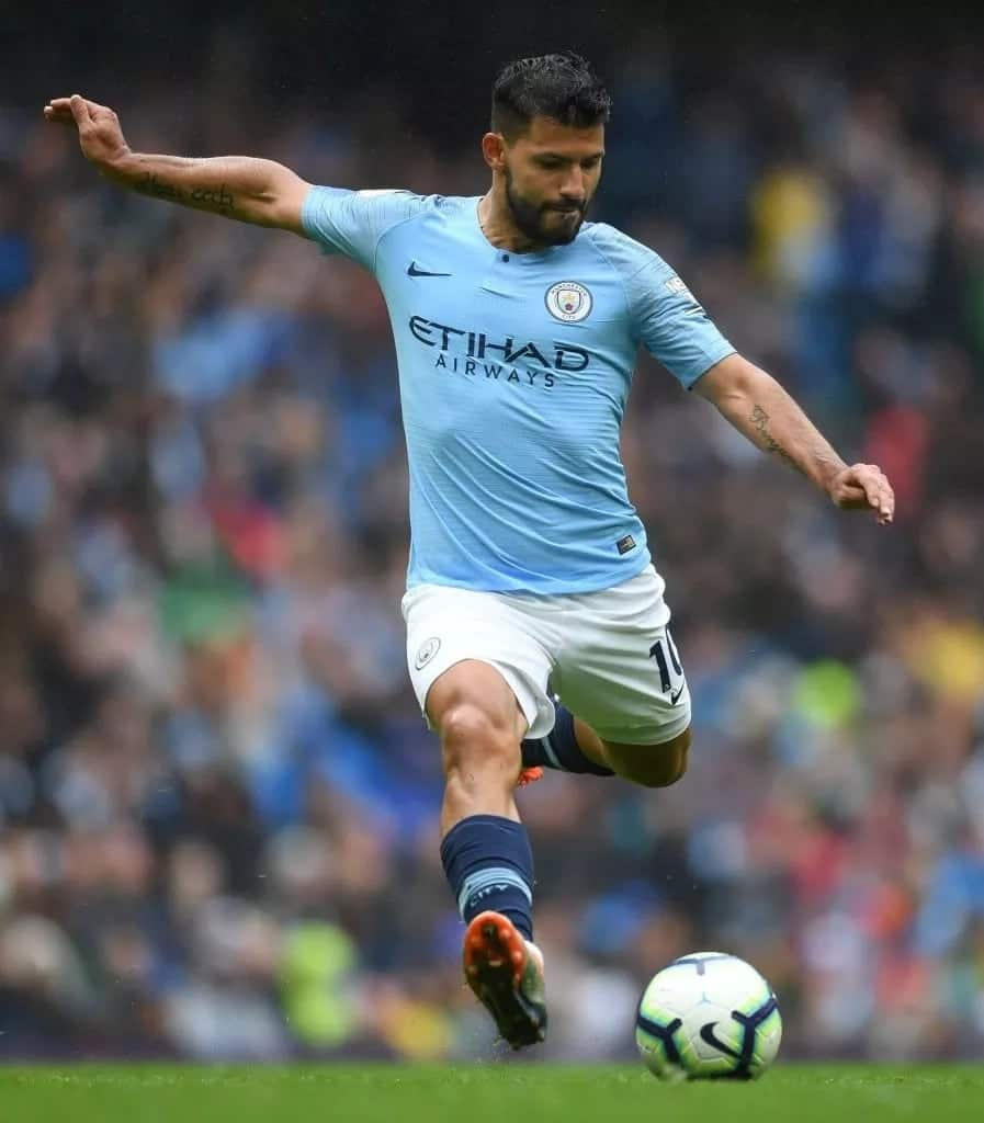 Alan Shearer declares Sergio Aguero best foreign player to ever play in the Premier League