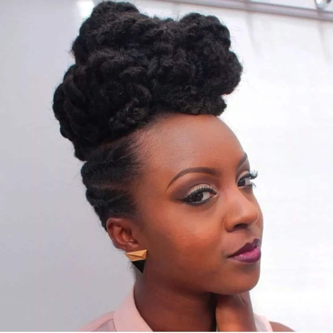 Marley Braids Hairstyles In Kenya Tuko Co Ke