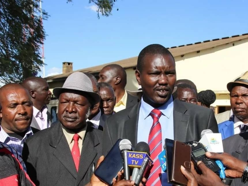 Elders expose governor's secret Ksh 2m endorsement meeting set for this Friday 24