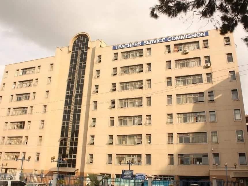 Teachers Service commission promotions Kenya