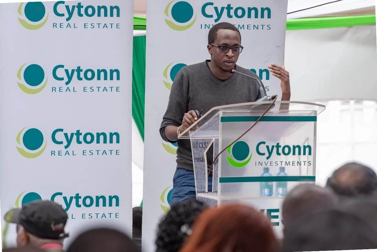 Cytonn reports group pretax profits of KSh238 million during its quarterly update meeting held at The Ridge, in Ridgeways