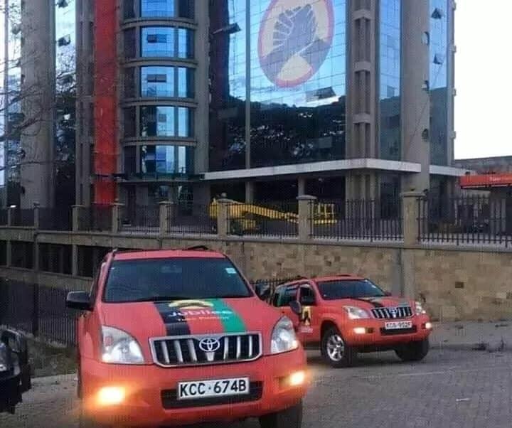 Female Jubilee MP kicks husband out of matrimonial home