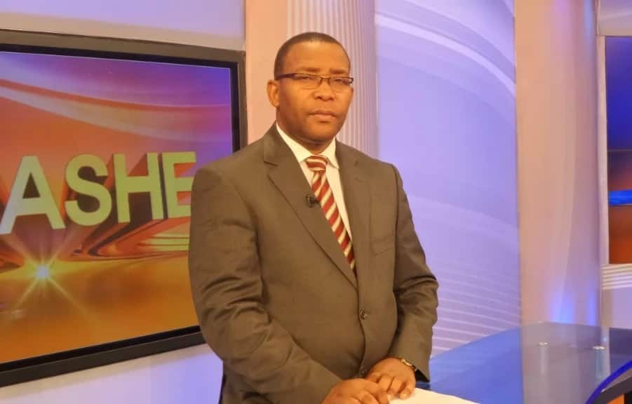Celebrated Citizen TV news anchor Swaleh Mdoe puts up his kidney for sale