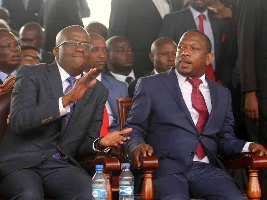 Igathe resignation prompts Jubilee to sponsor bill in parliament