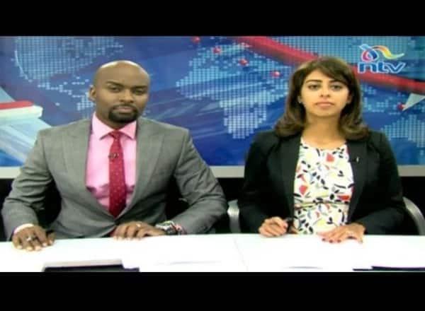 Mtangazaji maarufu wa NTV Smriti Vidyarthi anatarajia mtoto