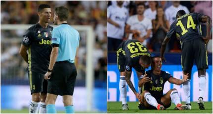 Ronaldo asimama wima licha ya kudaiwa kumnyanyasa kimapenzi kipusa mmoja