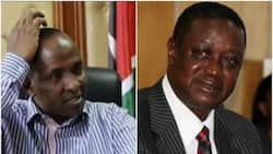Duale in TROUBLE after Raila's brother sends him stern warning