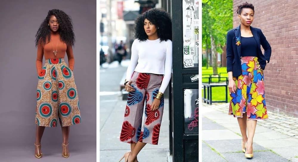 Trendy ankara styles for ladies 2018