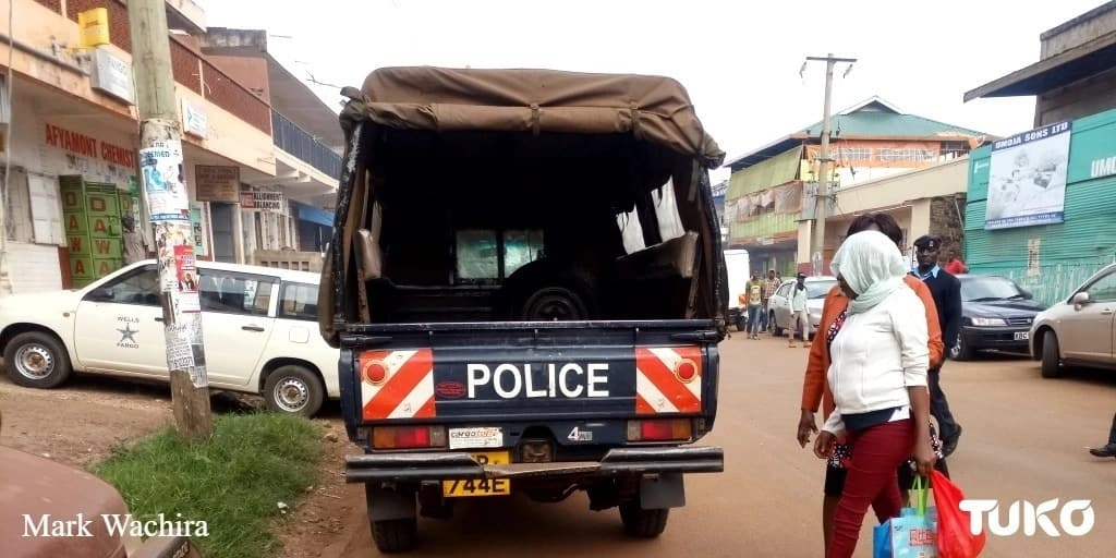 Mother of 2 arrested for aborting baby in Murang'a