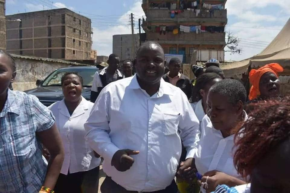Makadara MP George Aladwa joined secondary 23 years after doing KCPE - Parliament records show