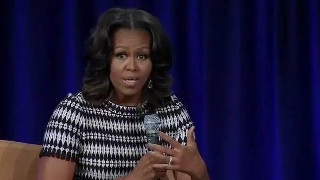 Mitchelle Obama asema hatawania urais, awasihi Wamarekani wasiwategemee viongozi kuleta mabadiliko