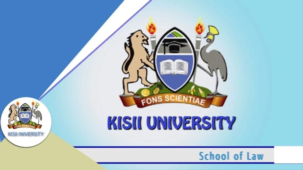List of courses offered in Kisii college