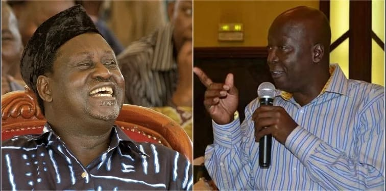 Image result for midiwo relation with raila