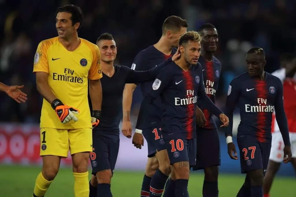 Brazil star Neymar says he is the Lionel Messi of PSG