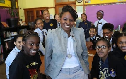 My black is beautiful! Teacher writes amazing song to help black students embrace their skin and hair (photos, video)