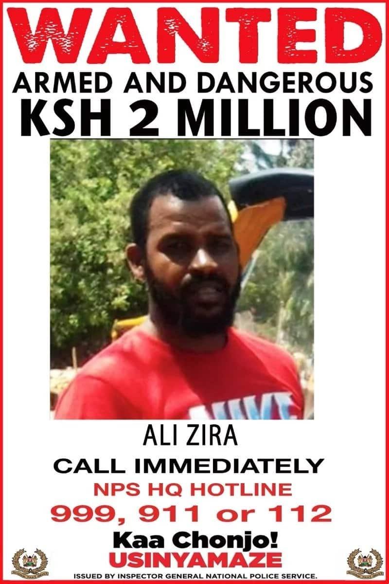 Unamjua mwanamume huyu? Fahamisha polisi kuna zawadi ya KSh 2 milioni