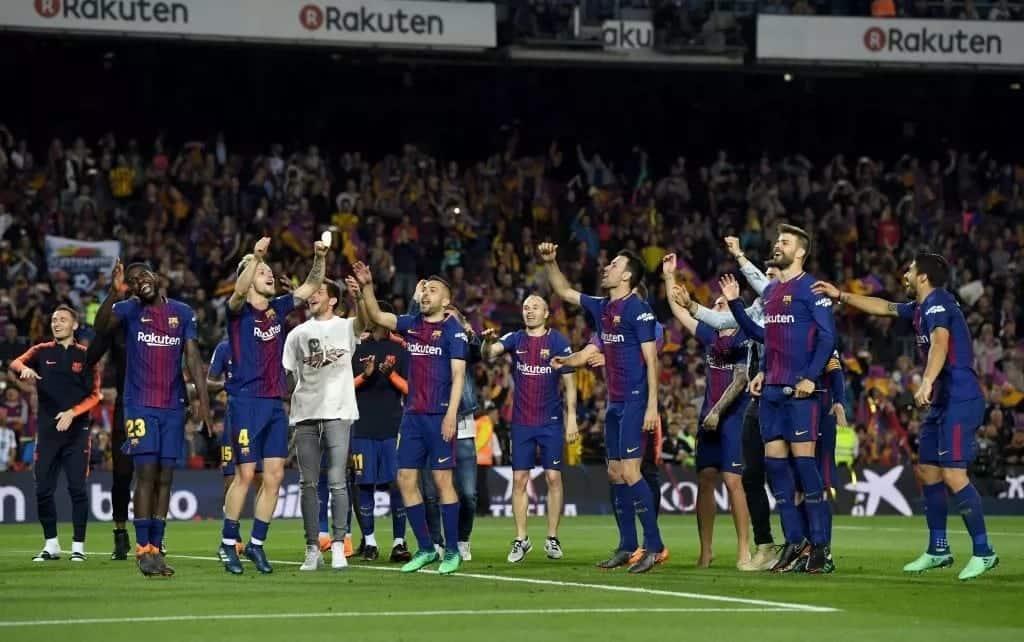La Liga giants Barcelona become first team ever to surpass KSh 100 billion in revenues