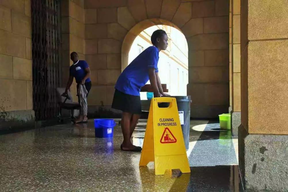 cleaning companies in kenya