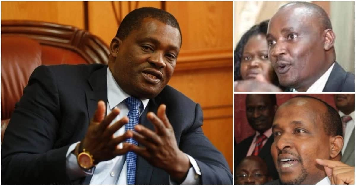 Speaker of the National Assembly Justin Muturi approved petition seeking to cap presidential age limit below 70 years.Lawmakers were divided on whether or not Parliament should hear the petition.
