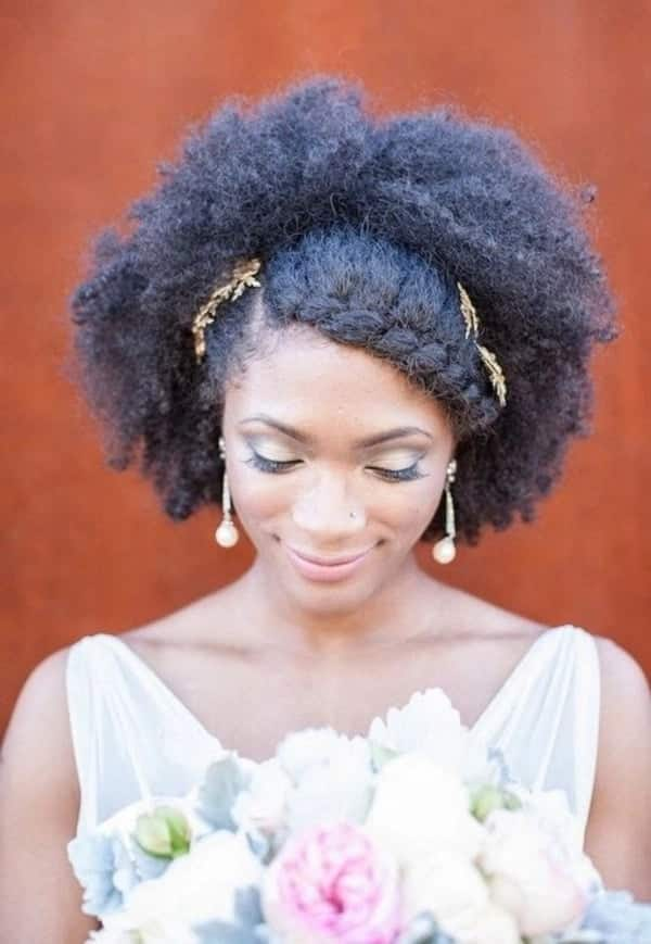 How to stretch afro kinky hair