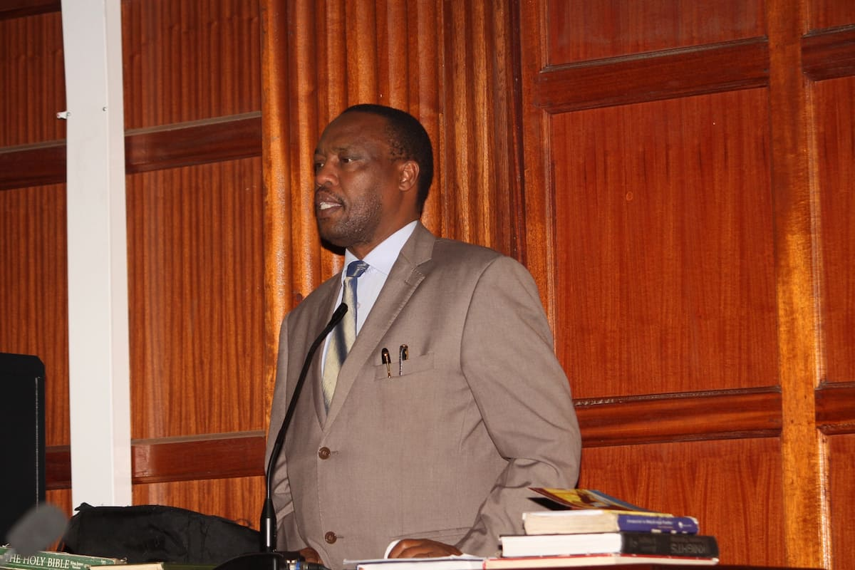 Former government pathologist in the dock for allegedly stealing body parts
