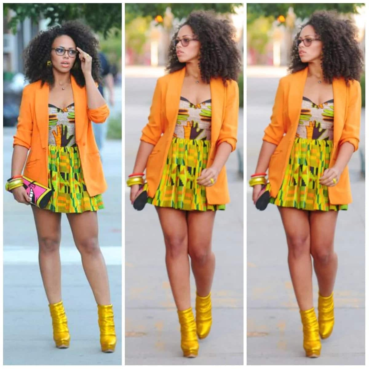 Best Ankara Styles For Teenagers In Pictures Tukocoke